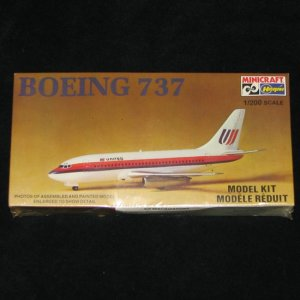 Boeing 737 Hasegawa 1:200