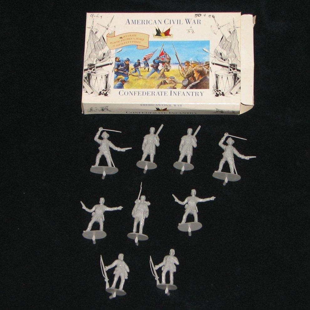 Accurate Figures 1:32 Civil War Figures