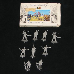 Accurate Figures 1:32 Civil War Figures