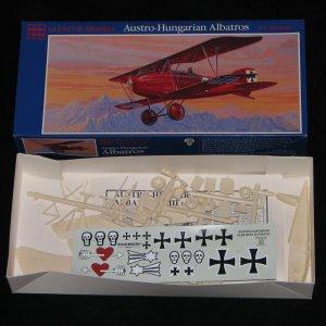 Austro-Hungarian Albatros Glencoe 1:48
