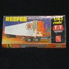 Reefer Fruehauf 40 Foot Refrigerator Van AMT 1:43