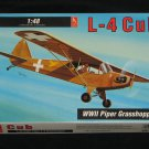 Piper L-4 Cub Hobby Craft 1:48