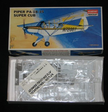 Academy Minicraft 1:48 Piper PA-18-35 Super Cub