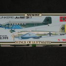 SkyWave 1:700 Wings of Luftwaffe Ju.52 He 111