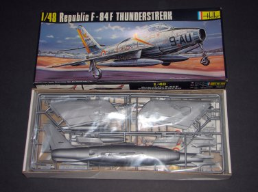 Heller 1:48 Republic F-84F Thunderstreak