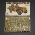 Tamiya 1:35 British Special Air Service Jeep