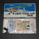 Bandai 1:48 Piper Super Cub PA18 Weekend Wings