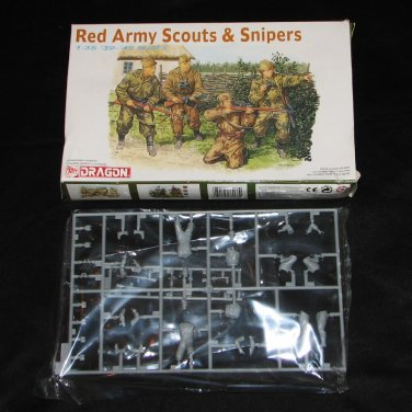 Dragon 1:35 Red Army Scouts & Snipers