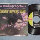 NM/VG++ 45 w/PS--JOHNNY RIVERS--THE TRACKS OF MY TEARS