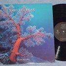 RAVI SHANKAR-TANA MANA--NM/VG++ 1988 LP-George Harrison