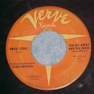45-ANITA O'DAY-THE GET AWAY AND THE CHASE--Verve V-2001