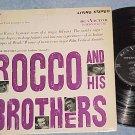 ROCCO AND HIS BROTHERS-VG+ 1961 Stereo Sdk LP-Nino Rota