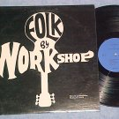 FOLK BY WORKSHOP-Lady of Consolation Parish-'68 Xian LP