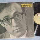 WOODY ALLEN--Self Titled NM/VG++ 1964 LP--Colpix 518