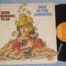 (DON) IMUS IN THE MORNING-1200 HAMBURGERS TO GO-1972 LP