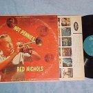 RED NICHOLS--HOT PENNIES--Original 1956 LP--Capitol 775