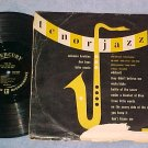 TENOR JAZZ--Rare 1950 Tenor Sax LP--Mercury MG-20016