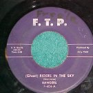 45--RANGERS--GHOST RIDERS IN THE SKY--1961--F.T.P. 404