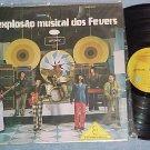 A EXPLOSAO MUSICAL DOS FEVERS--NM 1971 Brazil LP-London
