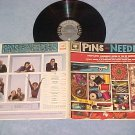 PINS AND NEEDLES--VG+ 1962 Sdk LP w/Barbra Steisand--#2