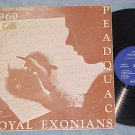 Phillips Exeter Academy Music Groups--VG+ 1960 LP--Vogt