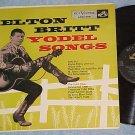 ELTON BRITT--YODEL SONGS--VG/VG++ 1956 LP--RCA LPM-1288