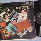 JIM REEVES--GIRLS I HAVE KNOWN--VG+ 1958 RCA Victor LP