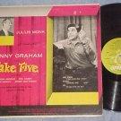 TAKE FIVE-NM/VG+ 1958 Sdk LP-Ronny Graham--Offbeat 4013