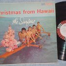 THE SURFERS-CHRISTMAS FROM HAWAII-VG+1959 LP-HiFiRecord