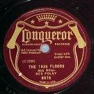 78--RED FOLEY--THE 1936 FLOODS--1936--Conqueror 8676