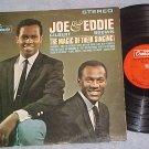 JOE AND EDDIE-THE MAGIC OF THEIR SINGING-Stereo 1966 LP