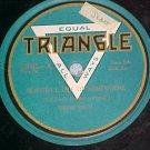 78--ERNEST DAVIS--BEAUTIFUL ISLE OF SOMEWHERE--Triangle