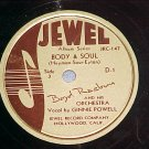 78-BOYD RAEBURN-BODY & SOUL-Record 2 of Jewel Album D-1