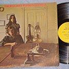 TIM WILLIAMS--BLUES FULL CIRCLE--NM/VG++ shrink 1969 LP