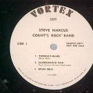 STEVE MARCUS-COUNT'S ROCK BAND--WL Promo LP ~No Jacket~
