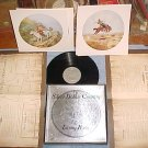 LANNY ROSS--SILVER DOLLAR COUNTRY--Private LP w/Inserts