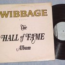 WIBBAGE (WIBG,Phila.) HALL OF FAME ALBUM-c.1966 Rock LP