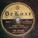 78--TEX GRANDE--MAIRZY DOATS--'40's--DeLuxe 5002