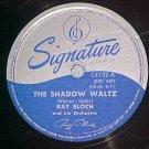78-RAY BLOCH-THE SHADOW WALTZ-1946-Signature 15132-VG++