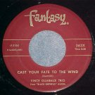 45--VINCE GUARALDI--CAST YOUR FATE TO THE WIND--NM--#2