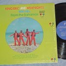 KING ERIC AND HIS KNIGHTS--NM in shrink 1972 Bahamas LP