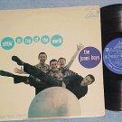 JONES BOYS-SITTIN' ON TOP OF THE WORLD-1957 LP-Blue lbl