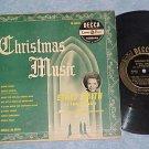 "ETHEL SMITH--CHRISTMAS MUSIC--10"" VG++/VG 1950  LP"