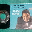 45 w/PS-ADAM WADE-GLORIA'S THEME/DREAMY-Coed 541-NM/VG+