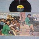 ANNETTE ON CAMPUS--NM/VG+ Mono 1964 LP ~Sexy Cover~