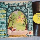 SLEEPING BEAUTY-LP issued by Lionel Trains(Lionel-Spear