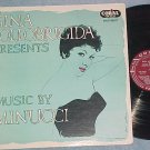 GINA LOLLOBRIGIDA PRESENTS MUSIC BY (Ulpio) MINUCCI--LP