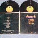FOCUS--FOCUS 3--NM/VG+ 1973 Double LP--Sire SAS-3901