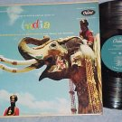 MODERN MOTION PICTURE MUSIC OF INDIA-1957 LP on Capitol