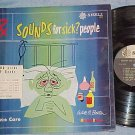 SOUNDS FOR SICK PEOPLE-VG++ '60's LP-Herb Breger--Shell